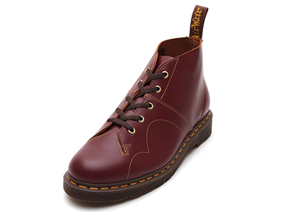 ARCHIVE CHURCH LACE LOW BOOT(16054601)OXBLOOD VINTAGE SMOOTHのメイン商品写真