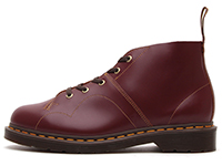 ARCHIVE CHURCH LACE LOW BOOT(16054601)OXBLOOD VINTAGE SMOOTHの左横向き写真