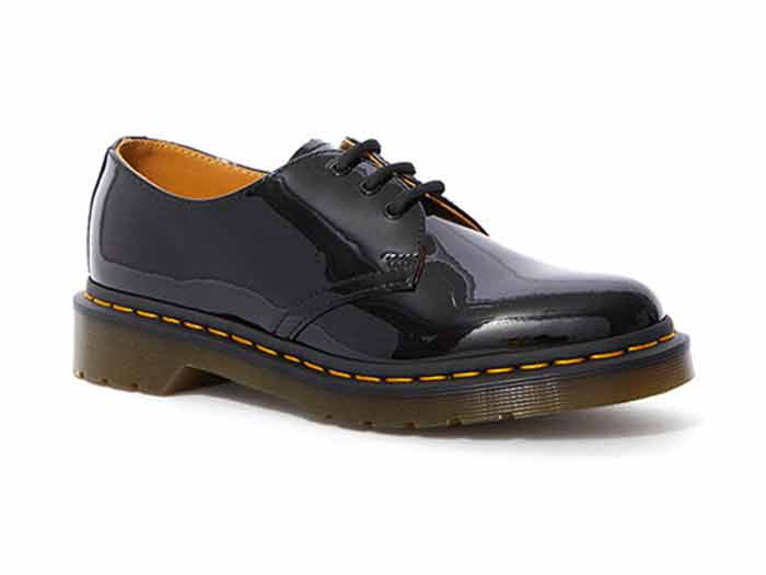 CORE 1461 3EYE SHOE(10084001)BLACK PATENT LAMPERのメイン商品写真