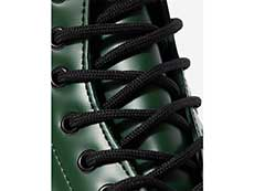 ICONS 1460 8EYE BOOT(11822207)GREEN SMOOTHのホール部分写真