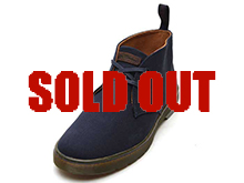 CRUISE MAYPORT DESERT BOOT(16516410)NAVY OVERDYED TWILL CANVAS 詳細ページへ