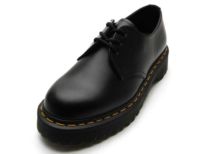 1461 BEX 3EYELET SHOE(21084001)BLACK SMOOTHのメイン商品写真