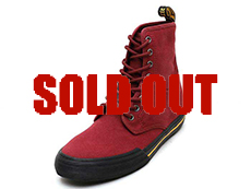 VISTA WINSTED CANVAS 8 EYE BOOT(21953600)CHERRY RED 10 OZ CANVAS 詳細ページへ