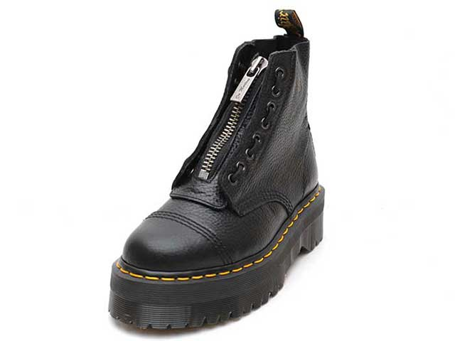 QUAD RETRO SINCLAIR JANGLE BOOT(22564001)BLACK AUNT SALLYのメイン商品写真