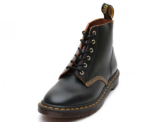 ARCHIVE 101 ARC 6EYE BOOT(22701001)BLACK VINTAGE SMOOTHのメイン商品写真