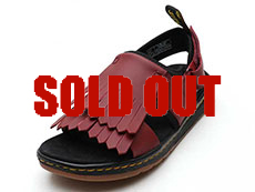 CORE ROSALIND SANDAL(23467600)CHERRY RED+BLACK HYDRO LEATHER 詳細ページへ