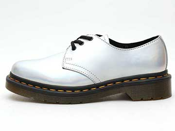 CORE 1461 IM 3EYE SHOE(23552073)SILVER LAZERの左横向き写真