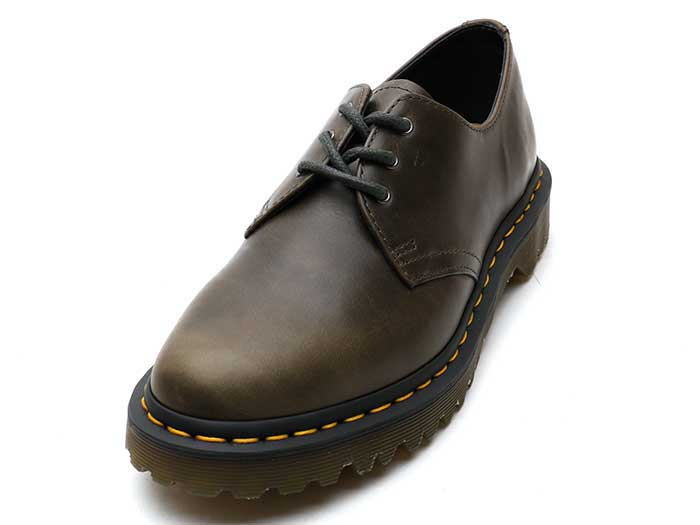 CORE 1461 3EYE SHOE(23775302)DARK TAUPE ORLEANS 商品メイン写真