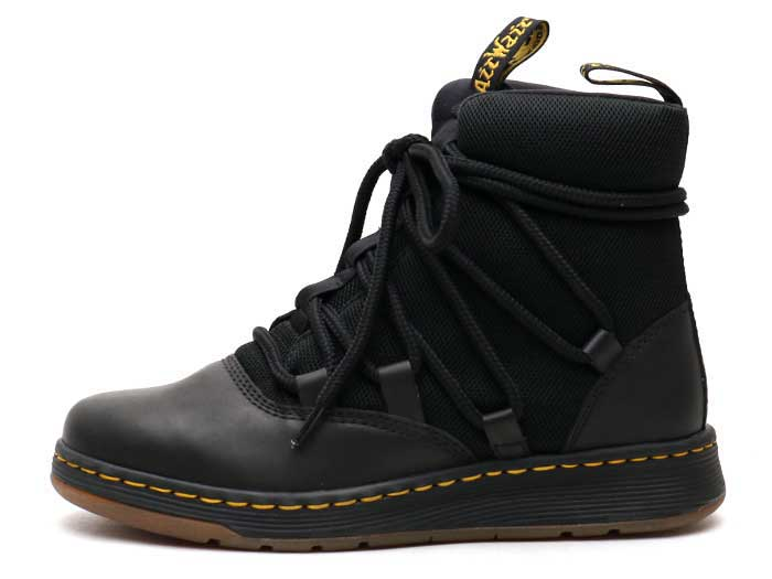 CORE BEASLEY 4 TIE BOOT(23786001)BLACKの横向きイメージ