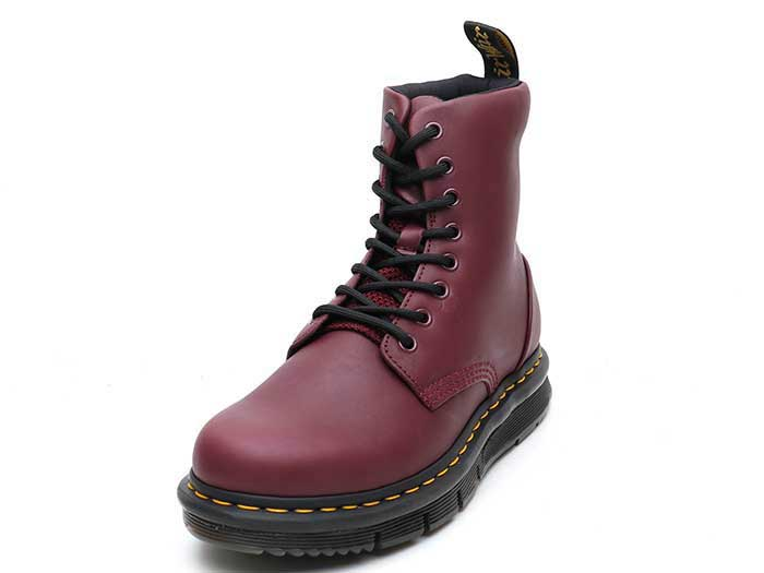 CUBE FLEX LEXINGTON 8EYE BOOT(24144606)BURGUNDY SENDALの商品メイン写真