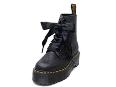 QUAD RETRO MOLLY GLTR 6EYE BOOT(24331001)BLACK GLITTER PU詳細ページへ