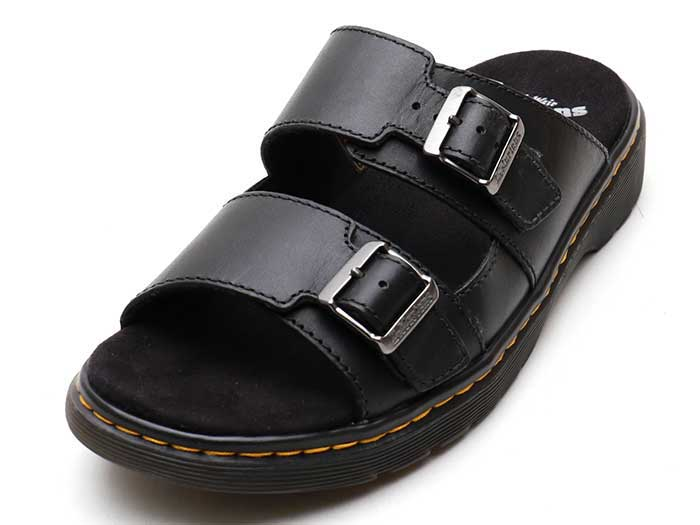 REVIVE NIKOLAI SLIDE SANDAL(24413001)BLACK WESTFIELDのメイン商品写真