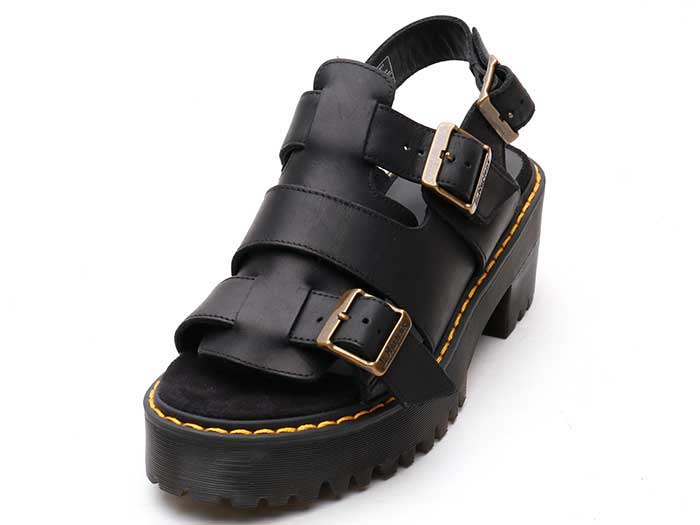 SANGUINE ARIEL SANDAL(24495001)BLACK WYOMINGのメイン商品写真