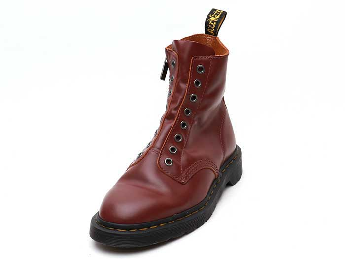 CORE 1460 LL 8EYE BOOT(24555601)OXBLOOD VINTAGE SMOOTHのメイン商品写真