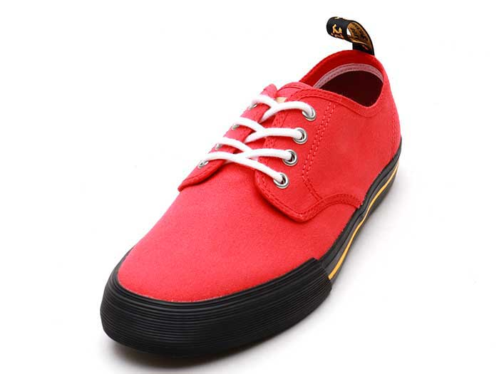 VISTA PRESSLER 4EYE SHOE(24578953)DMS RED CANVAS 詳細ページへ