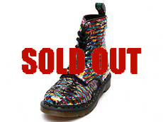 CORE 1460 PASCAL SEQN 8EYE BOOT(24594980)RAINBOW MULTI+SILVER SHIFT SEQUINS+HYDRO 詳細ページへ