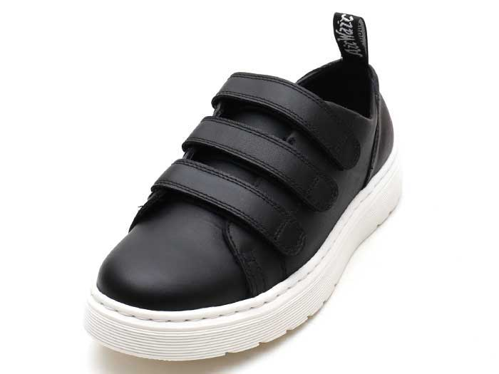 VIBE DANTE STRAP VELCRO SHOE(24596001)BLACK SOFTY T 商品写真