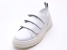 VIBE DANTE STRAP VELCRO SHOE(24596100)WHITE SOFTY T 詳細ページへ