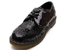 CORE 1461 SEQN 3EYE SHOE(24597016)BLACK+SILVER SHIFT SEQUINS+HYDRO 詳細ページへ