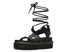 ZEBRILUS NARTILLA SANDAL(24641001)BLACK HYDRO LEATHER 詳細ページへ
