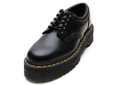 QUAD RETRO 8053 QUAD 5TIE SHOE(24690001)BLACK POLISHED SMOOTH 詳細ページへ