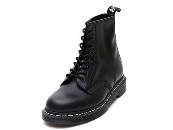 CORE 1460Z WHT WELT 8EYE BOOT(24758001)BLACK SMOOTHの商品メイン写真