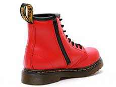 CORE KIDS 1460 T INFANTS LACE BOOT(24831636)SATCHEL RED ROMARIOの右斜め後ろ向き写真