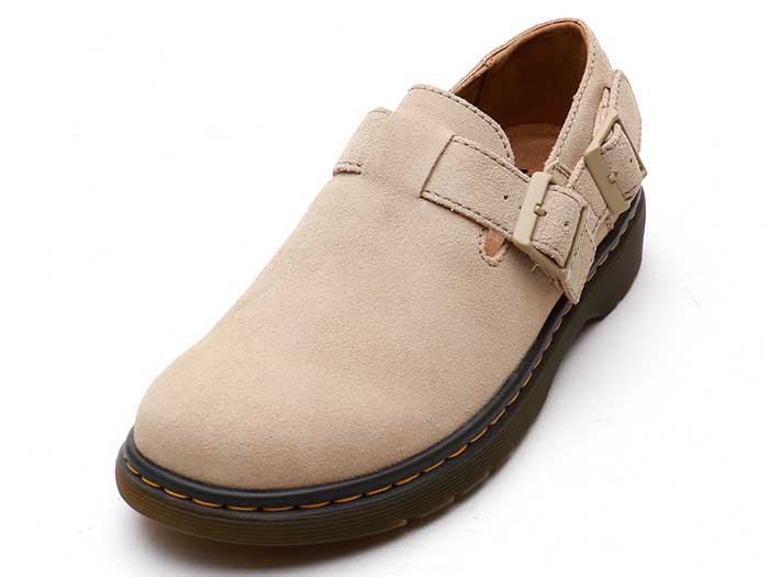 REVIVE JORGE C SLIP ON SHOE(24973232)MILKSHAKE HI SUEDE WPのメイン商品写真