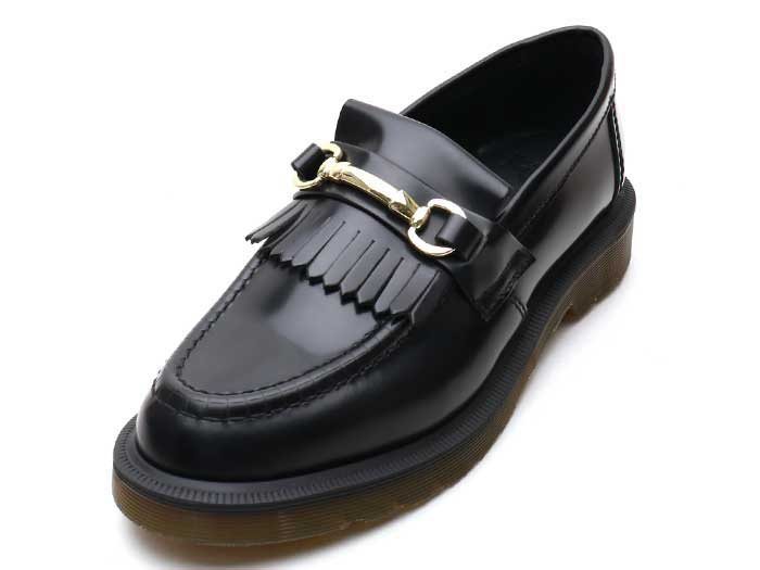 ARCHIVE ADRIAN SNAFFLE LOAFER(25024001)BLACK POLISHED SMOOTHのメイン商品写真