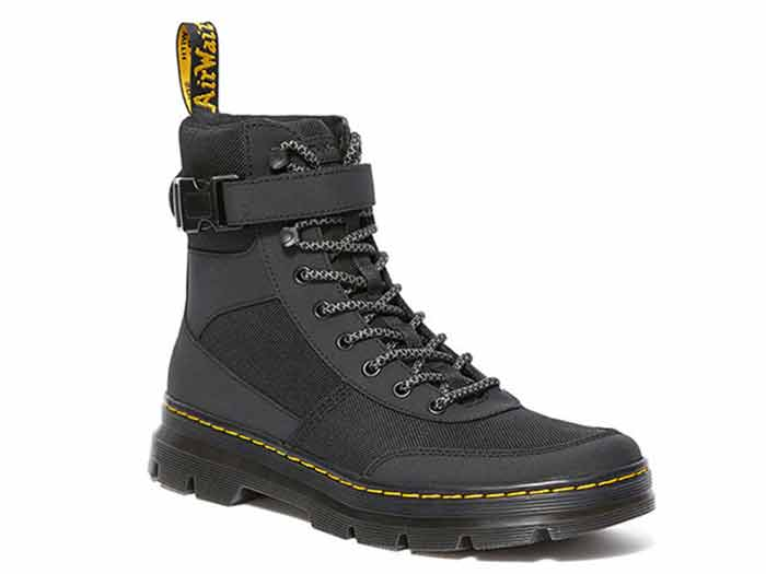 TRACT COMBS TECH 7TIE BOOT(25215001)BLACK EXTRA TOUGH NYLON+AJAXのメイン商品写真