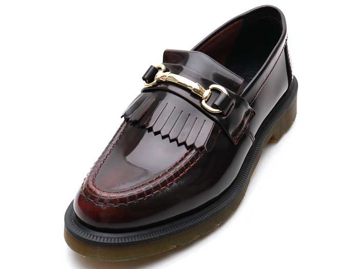 ARCHIVE ADRIAN SNAFFLE LOAFER(25363600)CHERRY RED ARCADIAのメイン商品写真