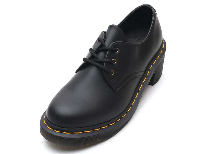 PARADE AMORY 3EYE SHOE(25437001)BLACK WANAMAのメイン商品写真