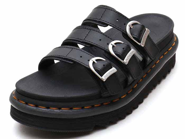 ZEBRILUS BLAIR SLIDE SANDAL(25456001)BLACK 商品写真