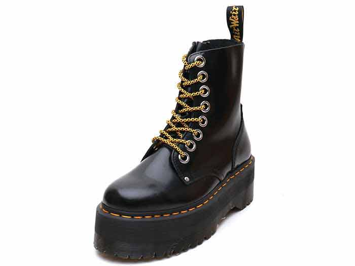 QUAD RETRO MAX JADON MAX 8EYE BOOT(25566001)BLACK BUTTEROのメイン商品写真