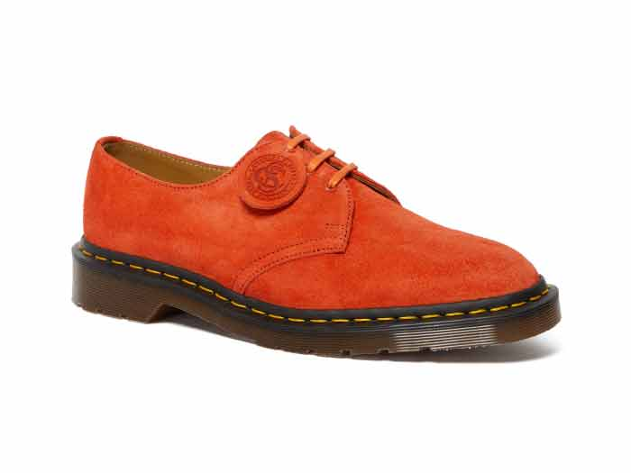 MIE FASION 1461 3EYE SHOE(25571978)RED ALERT DESERT OASIS SUEDEのメイン商品写真