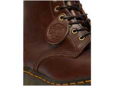 MIE FASHION 1460 PASCAL RP 8EYE BOOT(25577707)DARK BROWN CHROME EXCELの下からの写真