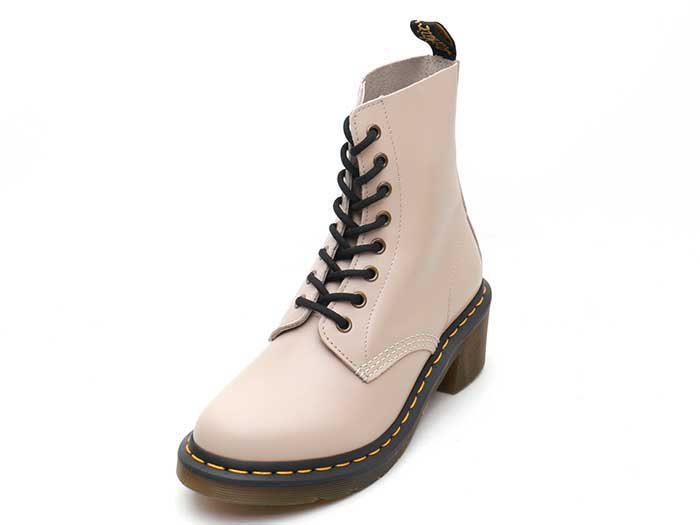 PARADE CLEMENCY 8EYE WITH HEEL BOOT(25643216)NATURAL WANAMAのメイン商品写真
