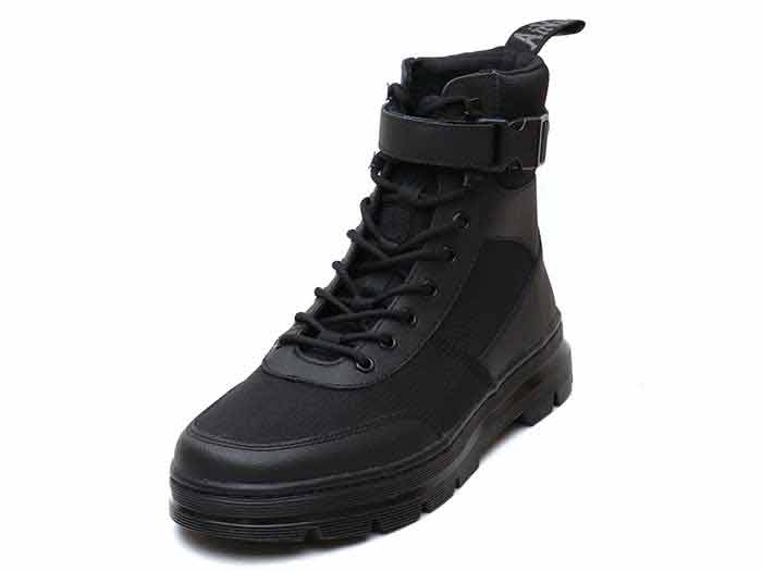 TRACT COMBS TECH 8EYE BOOT(25656001)BLACK ELEMENT+POLY RIP STOPのメイン商品写真