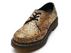 CORE 1461 3EYE SHOE(25729710)GOLD IRIDESCENT CRACKLE 詳細ページへ