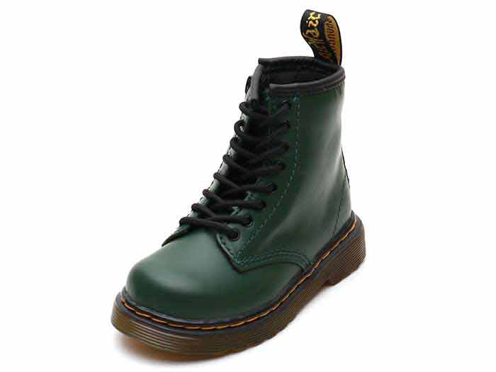 CORE KIDS 1460 T INFANTS LACE BOOT(25810313)DMS GREEN ROMARIO(SMOOTHER FINISH)のメイン商品写真