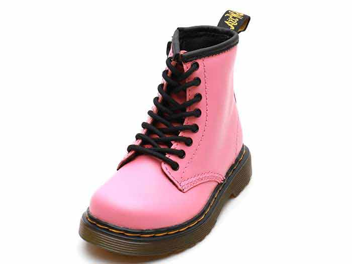 CORE KIDS 1460T INFANTS LACE BOOT(25810653)ACID PINK ROMARIO(SMOOTHER FINISH)のメイン商品写真