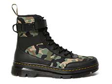 TRACT COMBS TECH 7TIE BOOT(26008001)BLACK+CAMO ELEMENT+POLYの右横向き写真