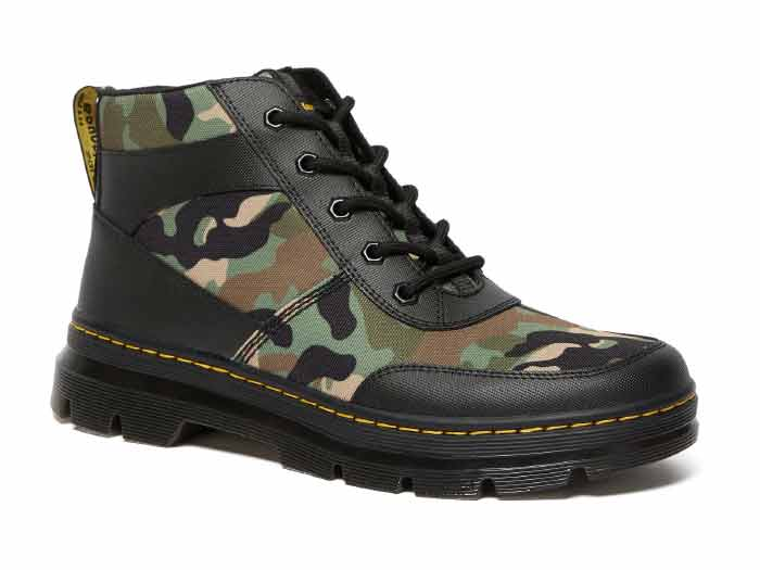 TRACT BONNY TECH 5EYE BOOT(26009001)BLACK+CAMO ELEMENT+POLYのメイン商品写真