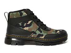 TRACT BONNY TECH 5EYE BOOT(26009001)BLACK+CAMO ELEMENT+POLYの右横向き写真