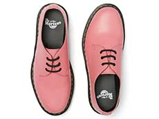 ICONS 1461 3EYE SHOE(26072653)ACID PINKの上からの写真