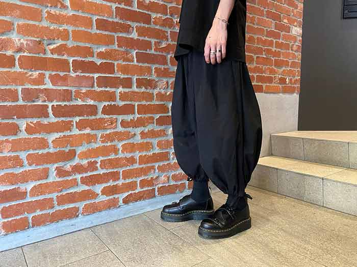 QUAD CREEPERS SIDNEY MONK SHOE(26207001)BLACK SMOOTHのメインイメージ