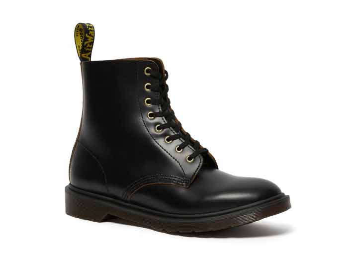 ARCHIVE 1460 PASCAL 8EYE BOOT(26297001)BLACK VINTAGE SMOOTHのメイン商品写真