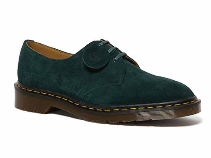 MIE FASHION 1461 3EYE SHOE(26335370)GREEN NIGHTのメイン商品写真
