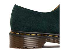 MIE FASHION 1461 3EYE SHOE(26335370)GREEN NIGHTのかかと部分写真