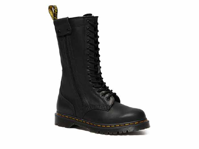 CORE ALT HANLEY 14EYE BOOT(26360001)BLACK LUXORのメイン商品写真